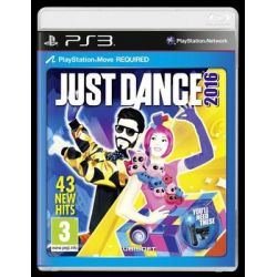 Just Dance 2016 ( PlayStation 3) - Ubisoft  Gry