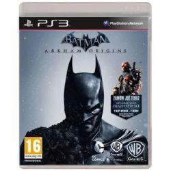 Batman: Arkham Origins ( PlayStation 3) - Warner Bros  Gry