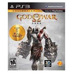 God of War: Saga ( PlayStation 3) - Sony  Gry