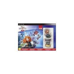 ZESTAW STARTOWY Disney Infinity 2.0 Merida PS3 ( PlayStation 3) - Disney  Gry