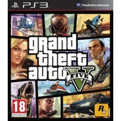 Grand Theft Auto V ( PlayStation 3) - Rockstar  Gry