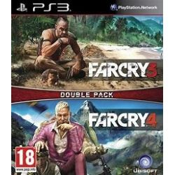 Far Cry 3 + Far Cry 4 Double Pack ( PlayStation 3) - Ubisoft  Gry
