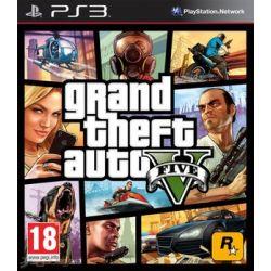 Grand Theft Auto V ( PlayStation 3) - Rockstar Games  Gry