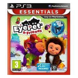 EyePet & Przyjaciele EyePet & Friends ( PlayStation 3) - Sony Computer Entertainment  Gry