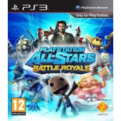 Playstation All-Star Battle Royale ( PlayStation 3) - BluePoint Games  Gry
