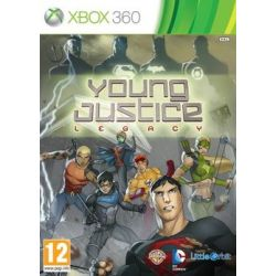 Young Justice: Legacy ( Xbox 360) - Namco Bandai Game  Gry