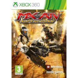 MX vs ATV Supercross ( Xbox 360) - Rainbow Studios  Gry