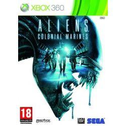 Aliens Colonial Marines - Edycja Limitowana ( Xbox 360) - Sega  Gry