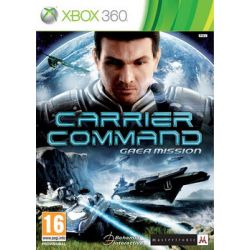 Carrier Command: Gaea Mission ( Xbox 360) - Bohemia Interactive  Gry