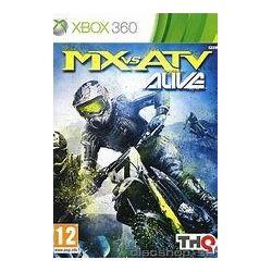 MX vs. ATV: Alive ( Xbox 360) - Rainbow Studios  Gry