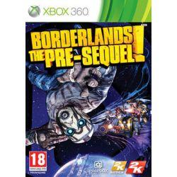 Borderlands: The Pre-Sequel ( Xbox 360) - 2K Australia  Gry
