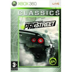 Need for Speed ProStreet ( Xbox 360) - Electronic Arts  Gry