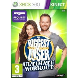 The Biggest Loser Ultimate Workout ( Xbox 360) - Blitz Games  Gry