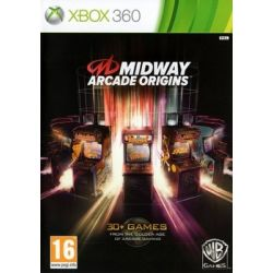 Midway Arcade Origins ( Xbox 360) - Midway  Gry