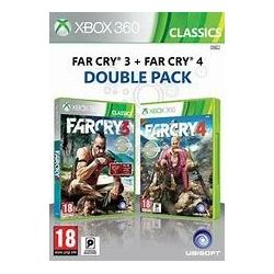 Far Cry 3 + Far Cry 4 Double Pack ( Xbox 360) - Ubisoft  Gry