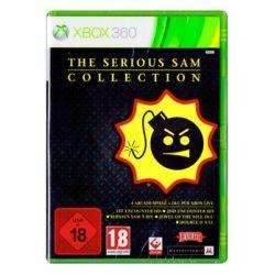 The Serious Sam Kolekcja ( Xbox 360) - Microsoft  Gry