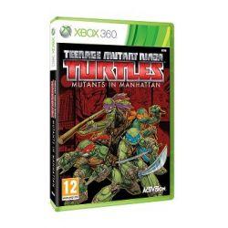 Teenage Mutant Ninja Turtles: Mutants in Manhattan ( Xbox 360) - PlatinumGames  Gry
