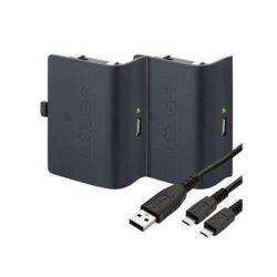 VENOM 2 akumulatory do padów XBOX ONE czarne ( ) - Venom  Gry