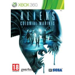 Aliens Colonial Marines - Edycja Limitowana ( Xbox 360) - Gearbox Software  Gry