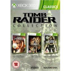 Tom Raider Collection ( Xbox 360) - Crystal Dynamics  Gry