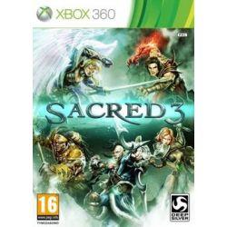 Sacred 3 ( Xbox 360) - Koch Media  Gry