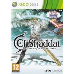 El Shaddai: Ascension of the Metatron ( Xbox 360) - Inny  Gry