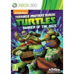 TMNT: Danger of the Ooze ( Xbox 360) - WayForward Technologies  Gry