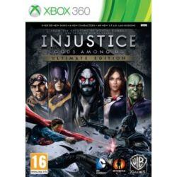 Injustice: Gods Among Us Ultimate Edition ( Xbox 360) - NetherRealm Studios  Gry