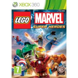 LEGO: Marvel Super Heroes ( Xbox 360) - Traveller's Tales  Gry