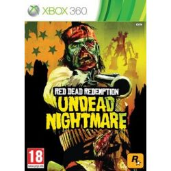 Red Dead Redemption: Undead Nigtmare Pack ( Xbox 360) - Rockstar  Gry