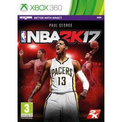 NBA 2K17 ( Xbox 360) - Visual Concepts  Gry