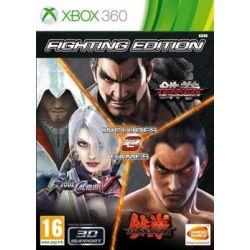 Fighting Edition ( Xbox 360) - Namco Bandai Games  Gry