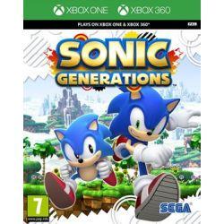 Sonic Generations ( Xbox 360) - Sonic Team  Gry