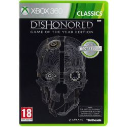 Dishonored: Game of the Year Edition ( Xbox 360) - Arkane Studios  Gry
