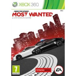 Need for Speed: Most Wanted ( Xbox 360) - Criterion Games  Gry