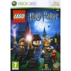 Lego Harry Potter: Lata 1-4 ( Xbox 360) - Traveller's Tales  Gry
