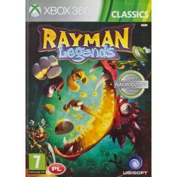Rayman Legends ( Xbox 360) - Ubisoft  Gry