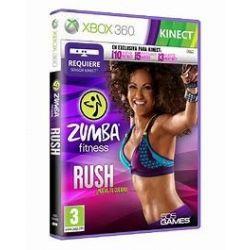 Zumba Fitness Rush ( Xbox 360) - Zoë Mode  Gry