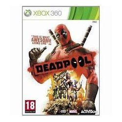 Deadpool XBOX 360 ( Xbox 360) - Marvel  Gry