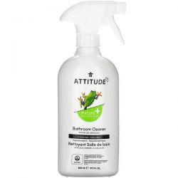 ATTITUDE, Bathroom Cleaner, Unscented, 27.1 fl oz ( 800 ml) Pozostałe