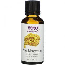 Now Foods, Essential Oils, Frankincense 20% Oil Blend, 1 fl oz (30 ml) Pozostałe