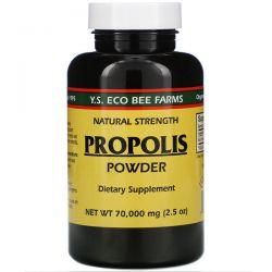 Y.S. Eco Bee Farms, Propolis Powder, 850 mg, 2.5 oz Pozostałe