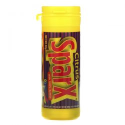 Xlear, SparX with 100% Xylitol, Citrus, 30 g Pozostałe