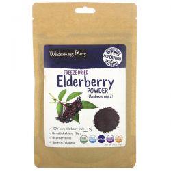 Wilderness Poets, Freeze Dried Elderberry Powder, 3.5 oz (99g) Pozostałe