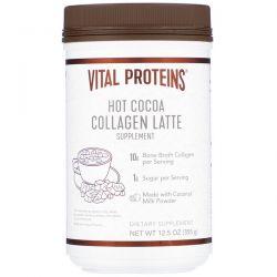 Vital Proteins, Collagen Latte, Hot Cocoa, 12.5 oz (355 g) Pozostałe