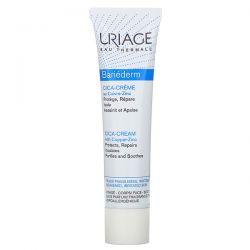Uriage, Bariederm, Cica-Cream with Copper-Zinc, Fragrance-Free, 1.35 fl oz (40 ml) Pozostałe