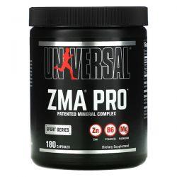 Universal Nutrition, Sport Series, ZMA Pro, 180 Capsules