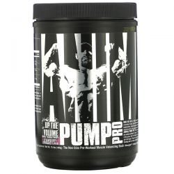 Universal Nutrition, Animal Pump Pro, Non-Stim Pre-Workout, Strawberry Lemonade, 15.5 oz (440 g) Pozostałe