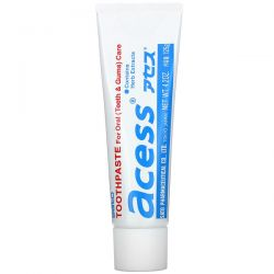 Sato, Acess, Toothpaste for Oral Care, 4.2 oz (125 g) Pozostałe