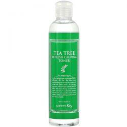 Secret Key, Tea Tree Refresh Calming Toner, 8.38 fl oz (248 ml) Pozostałe